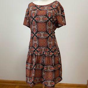 Vintage-inspired Forever21 3x dress (Forever21+)